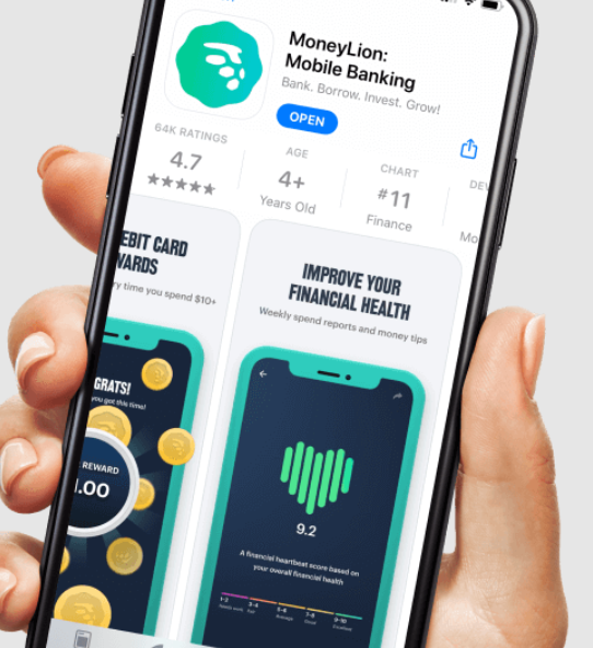 MoneyLion app
