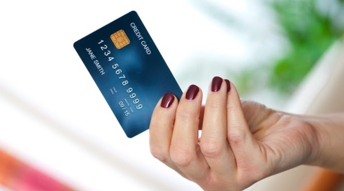 Credit card security features