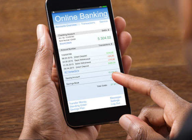 What is the typical minimum balance for an online savings account?